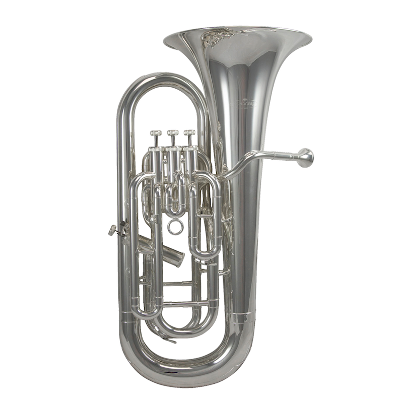 Photo of euphonium, one of the brass instruments sold by McKenzie Music Etcetera. Buy online or in-store in Toowoomba, QLD.