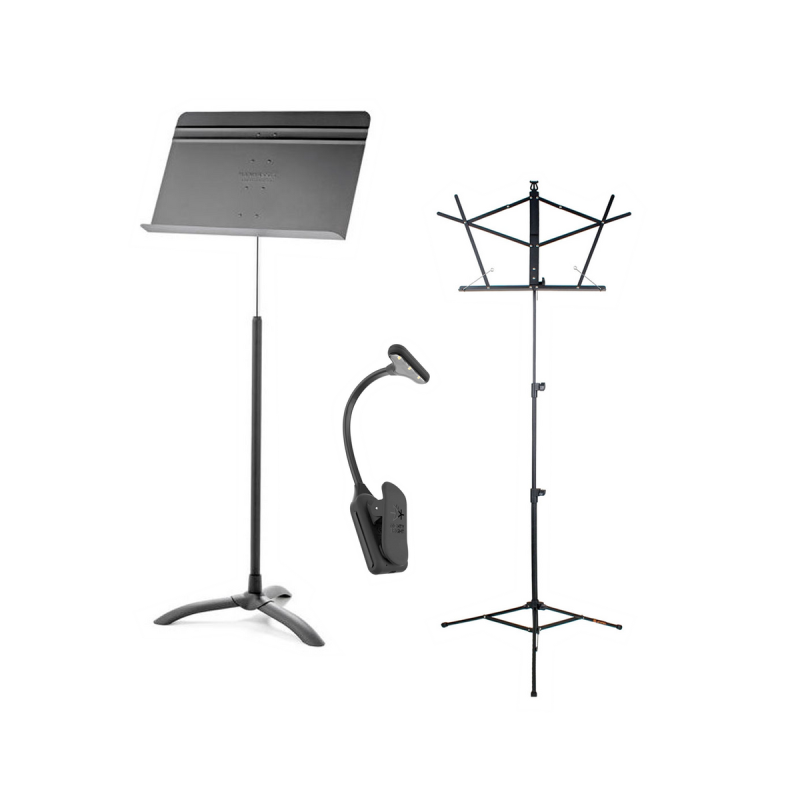 General accessories such as music stands available for sale at McKenzie Music Etcetera. Sold online or in-store in Toowoomba, QLD.