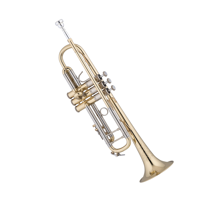 Photo of trumpet, one of the instruments available for purchase at McKenzie Music Etcetera. Buy online or in-store at Toowoomba, QLD.