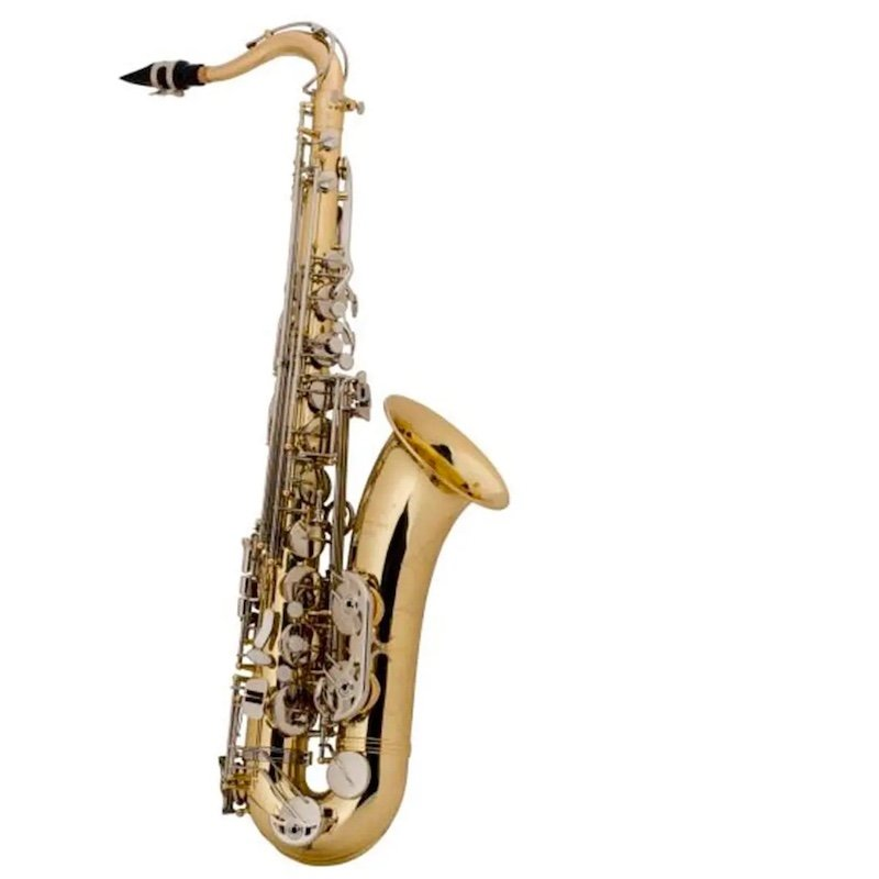 Tenor Saxophone, one of the woodwind instruments sold by McKenzie Music Etcetera, Toowoomba, QLD.
